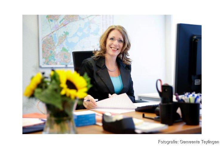 Carla Breuer herbenoemd tot burgemeester van Teylingen