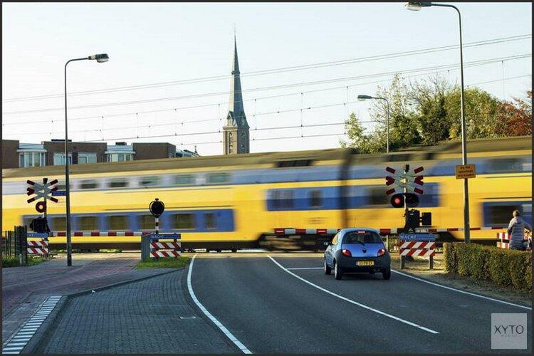 Webinar spoorwegovergang in Voorhout