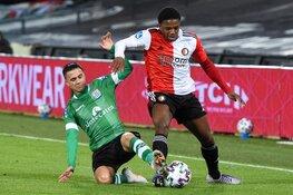 Feyenoord klimt naar tweede plaats na nipte zege op PEC Zwolle