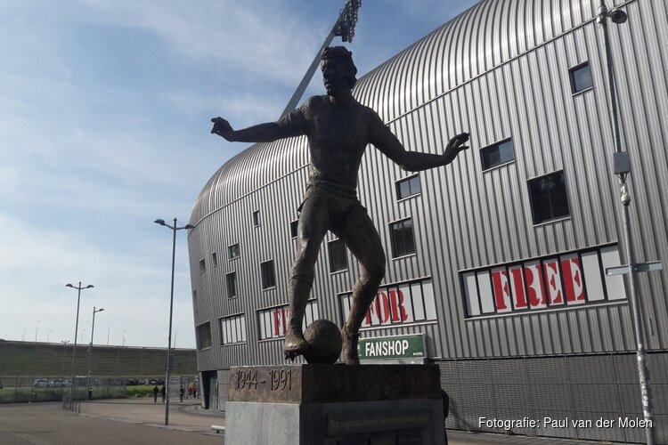 ADO Den Haag gedeeld koploper na winst op Roda JC